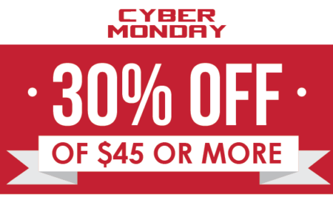 CYBER MONDAY-MOBILE-HOMEPAGE PROMO