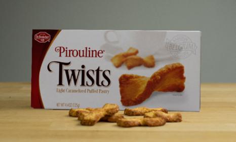 Pirouline-Twists