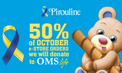 OMS LIFE Foundation Pirouline Drive October