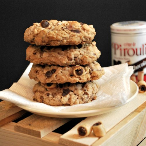 Chocolate Chip Pirouline