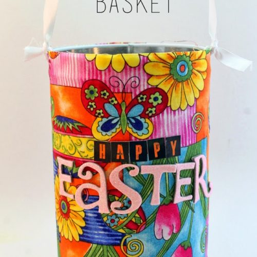 Pirouline Tin Easter Basket