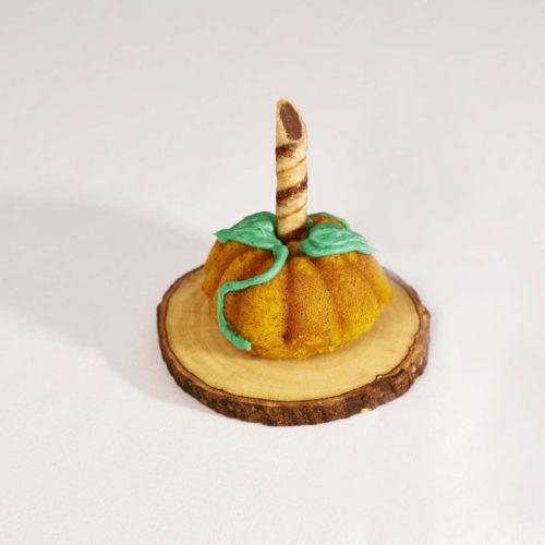 Pirouline Cookie Pumpkin Muffins