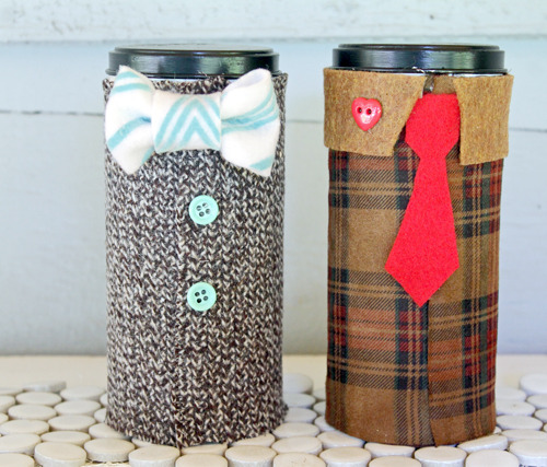 Pirouline Recycled Tins for Father's Day