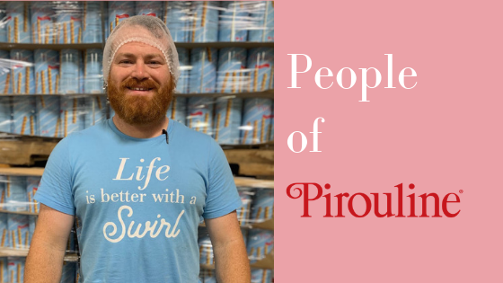 People of Pirouline: Kyle's Journey to the Bakery
