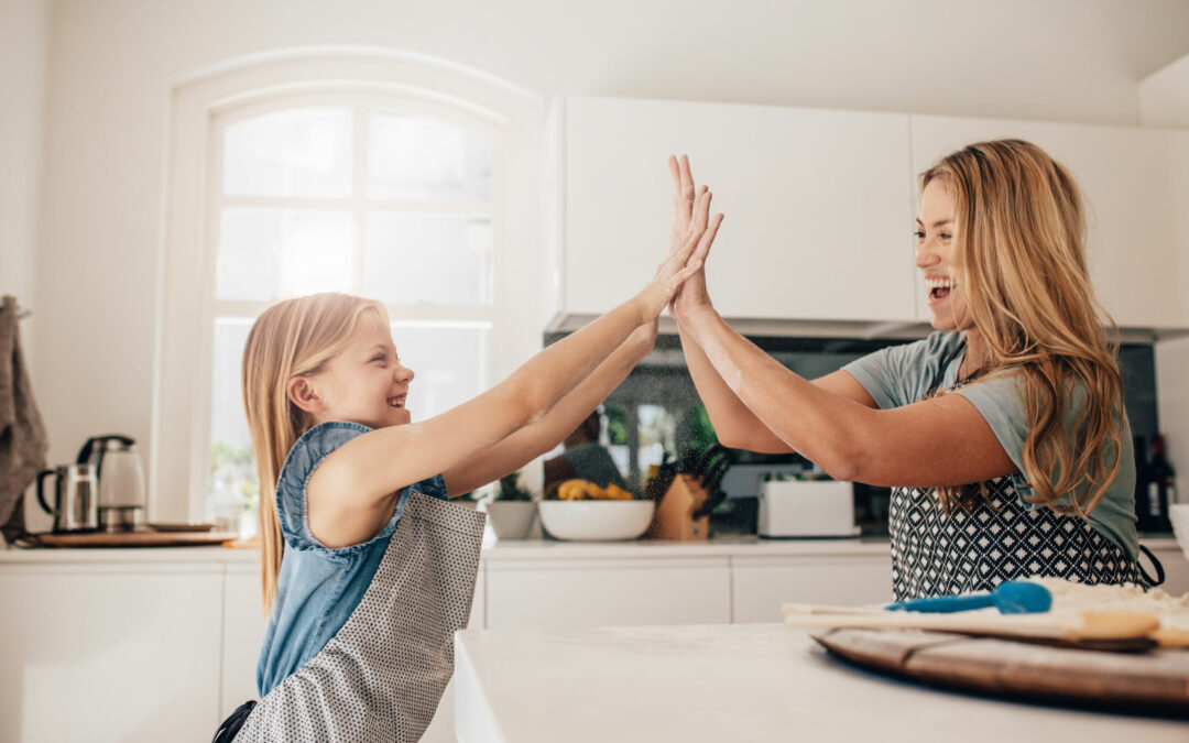 4 Reasons Why You Should Introduce Your Kids to Baking