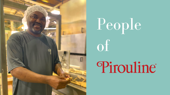People of Pirouline: Jimmy's Story